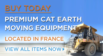 Premium Cat Earth Moving Equipment