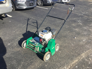 Golf Course Maintenance Equipment
