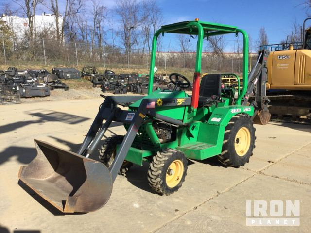2013 terramite t5c backhoe loader in florence kentucky united rh ironplanet com Terramite T5C Specifications 1996 Terramite T5C Brochure