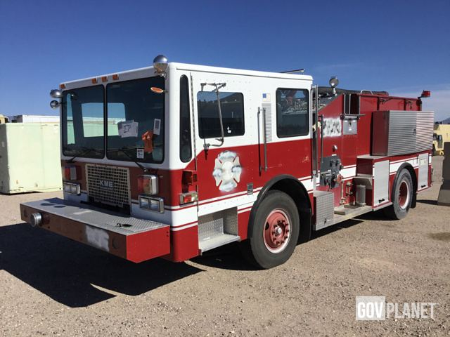Surplus kovatch kft 10 fire truck in tucson arizona united states kovatch kft 10 fire truck freerunsca Choice Image