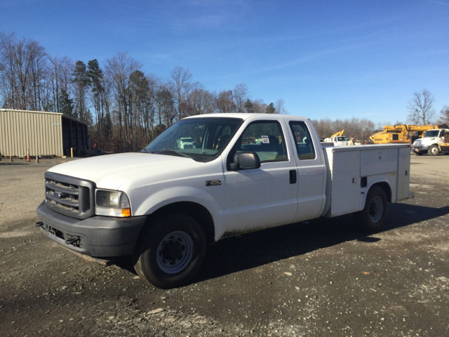 Serviceutility trucks for sale ironplanet 2003 ford f 250 super duty service truck sciox Choice Image
