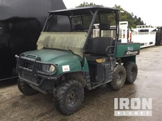 2007 polaris ranger 6x6 utility vehicle in west palm beach for Planet motors in west palm beach