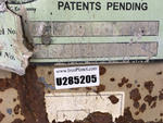 Component Serial Numbers / VIN's