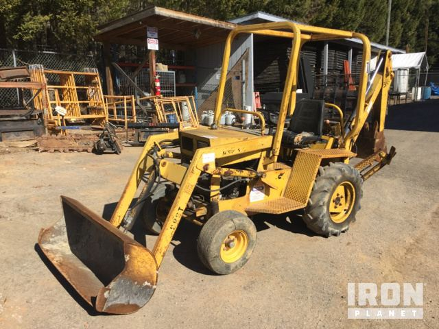 terramite t5c backhoe loader in cary north carolina united states rh ironplanet com Terramite T5C Specifications.pdf Terramite T5C Repair Manual