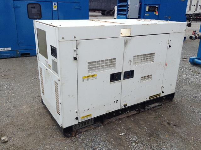 Multiquip generator sets for sale ironplanet 2012 multiquip whisperwatt dca 45ssiu4 45 kva gen set sciox Image collections