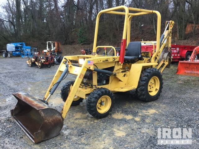 terramite t5c backhoe loader in lewisburg west virginia united rh ironplanet com Terramite T5C Specifications.pdf Used Terramite Tractors Sale