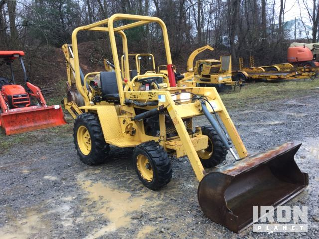 terramite t5c backhoe loader in lewisburg west virginia united rh ironplanet com Used Terramite Tractors Sale Used Terramite Tractors Sale