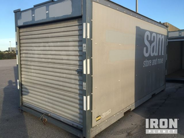 Storage Container in Orlando Florida United States IronPlanet