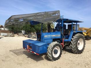 Welding Tractors