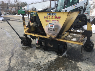 Curb & Gutter Machines