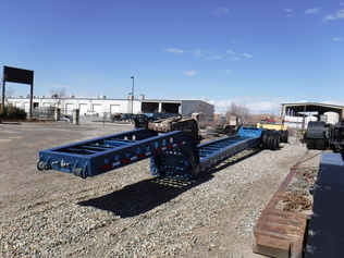 Removable Gooseneck Trailers