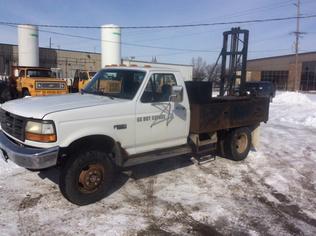 Drill Trucks