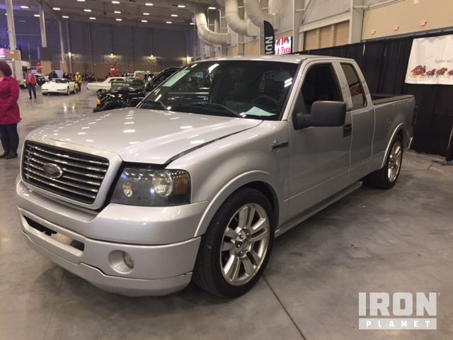2006 ford f150 harley-davidson extended cab pickup in oklahoma city