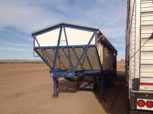 Grain, Silage & Produce Trailers