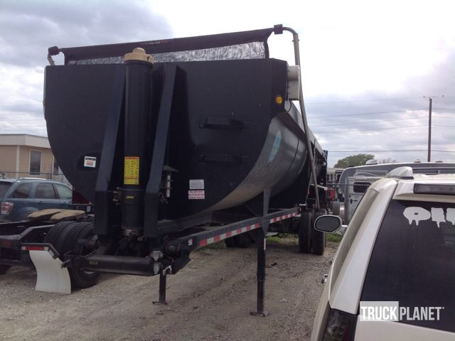 2017 Brazos T/A End Dump Trailer in Houston, Texas, United States ...