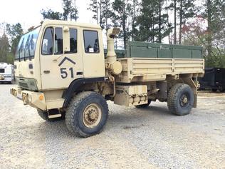 Light Medium Tactical Vehicle (LMTV)