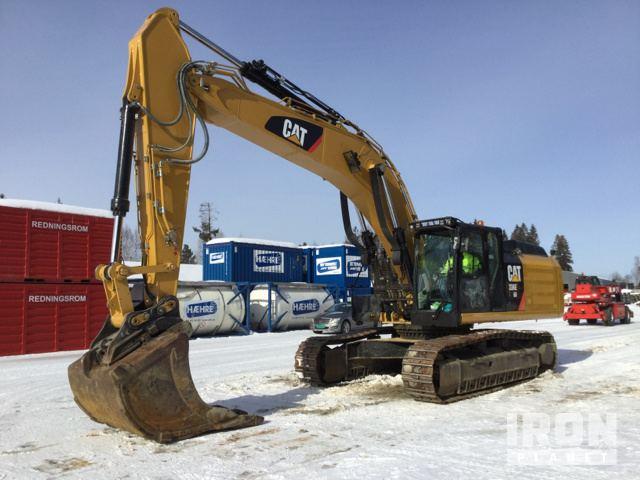 2012 cat 336el track excavator in vikersund buskerud norway rh eu ironplanet com