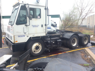 Spotter Trucks