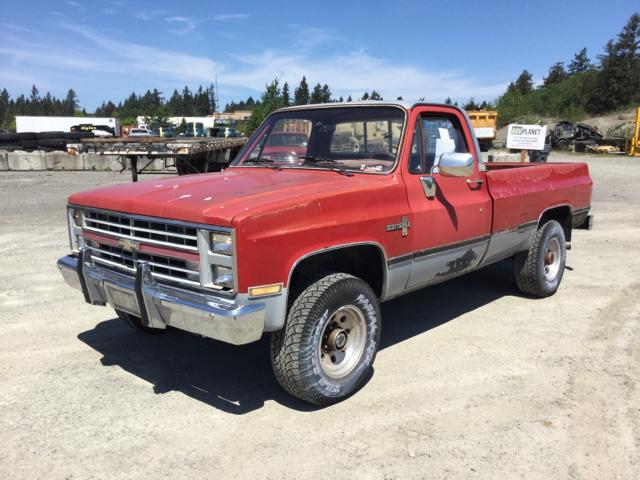 Chevrolet Light Duty Pickup Trucks For Sale | TruckPlanet