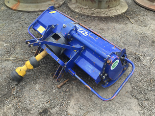 Agricultural Breaking Equipment