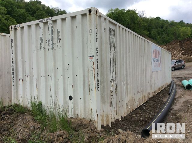 40 Storage Container in Pittsburgh Pennsylvania United States