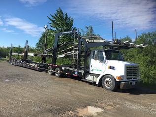 Car Carrier Trucks