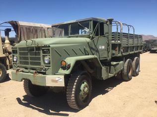 5 Ton Cargo Trucks