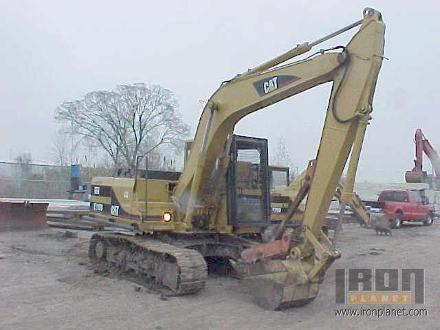 1991 Caterpillar E110b Track Excavator