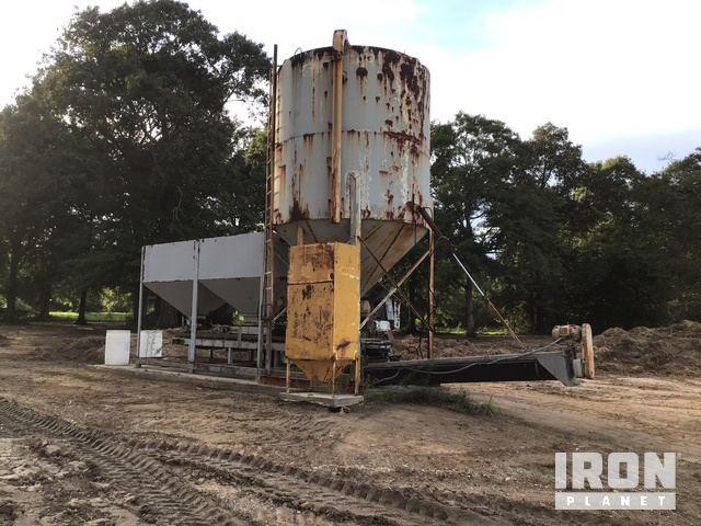U Cart Concrete Batch Plant U Cart Ironplanet