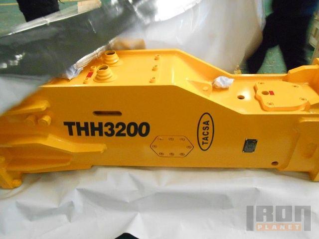 Tasca Hydraulic Breaker