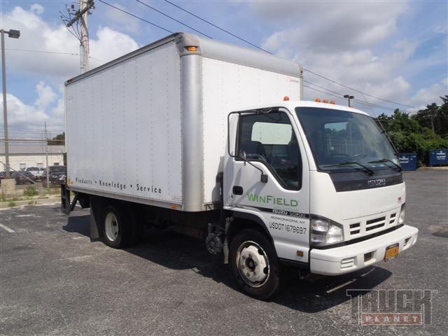 Ronkonkoma (NY) United States  City pictures : 2006 Isuzu NQR Cargo Truck in Ronkonkoma, New York, United States ...