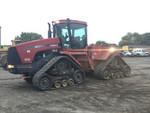 2001 Case/IH STX440 Rubber Track Tractor
