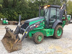 2010 John Deere 310J 4x4 Backhoe Loader