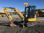 Lot 252 - 2013 Cat 303.5E CR Mini Excavator