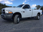Lot 277 - 2011 Dodge Ram 2500 Heavy Duty 4x4