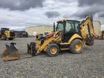 Lot 179 - 2012 Cat 420F IT 4x4 Backhoe Loader