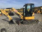 Lot 253 - 2013 Cat 303.5E CR Mini Excavator