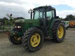 1995 John Deere 6600 Farm Tractor
