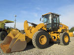 Lot 193 - 2012 Cat 938K Wheel Loader