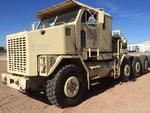 1994 Oshkosh M1070 8x8 HET Truck