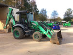2011 JCB 3CX14-4-T 4x4 Backhoe Loader