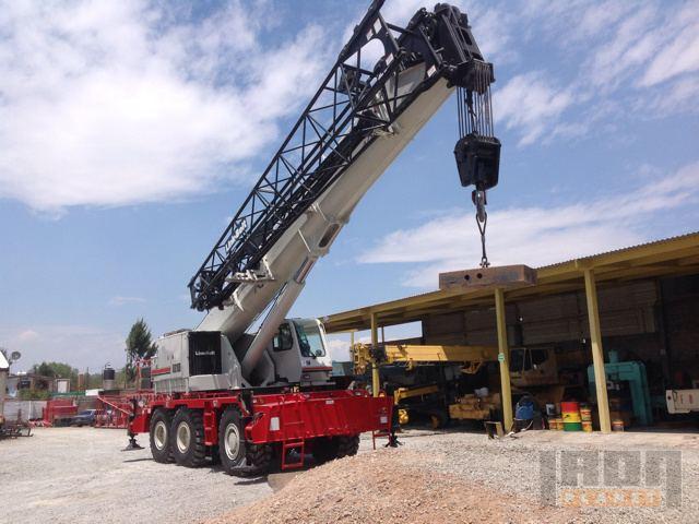 2011 Link-Belt RTC-80100 Rough Terrain Crane