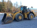 2012 Cat 980K Wheel Loader
