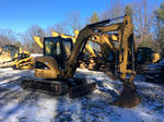 Lot 1357 - 2009 Cat 305C CR Mini Excavator