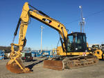 Lot 1393 - 2013 Cat 314D LCR Track Excavator