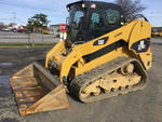 Lot 223 - 2012 Cat 279C2 Compact Track Loader