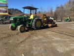 2010 John Deere 5075M Tractor w/ 10' Batwing Mower