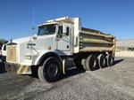 2002 Kenworth T800 Tri/A Dump Truck