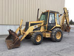 1990 Cat 416 4x4 Backhoe Loader