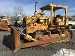 1974 Cat D6C Crawler Tractor